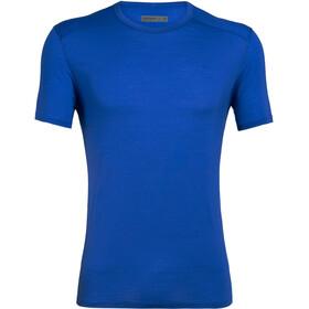 Icebreaker Amplify T-shirt à col ras-du-cou Homme, lapis